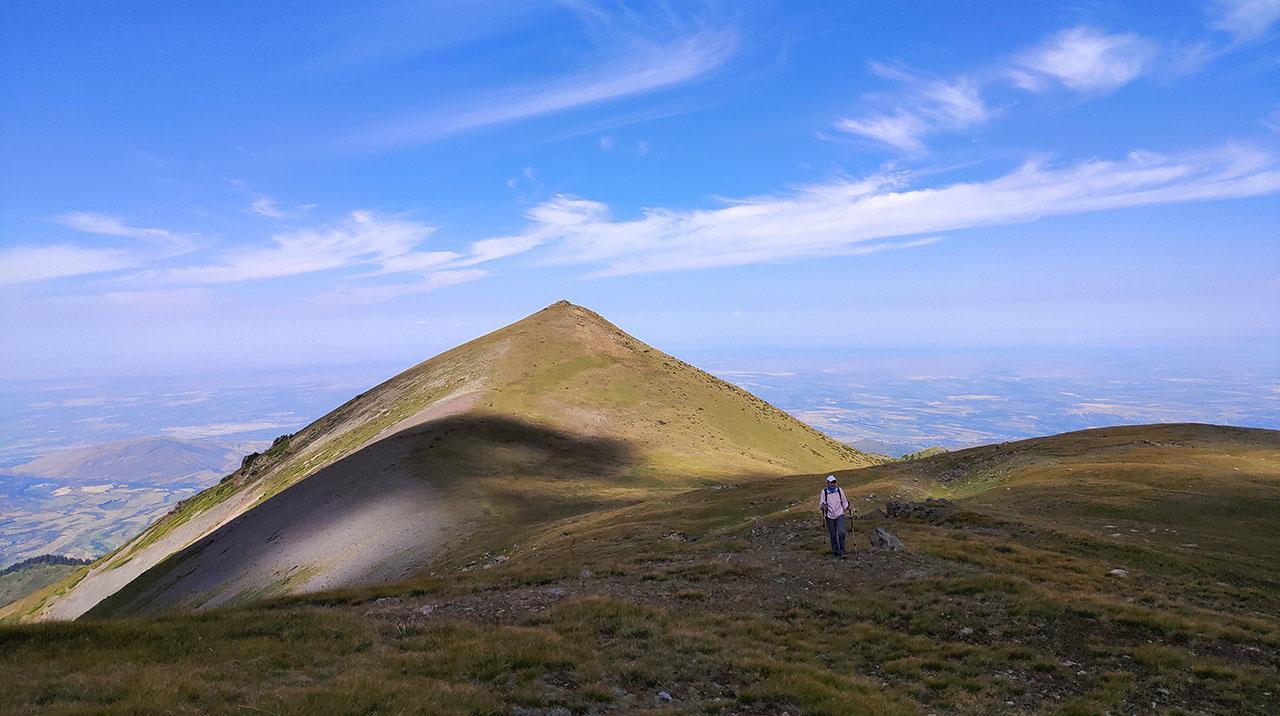 Гора Рахат 3088 м