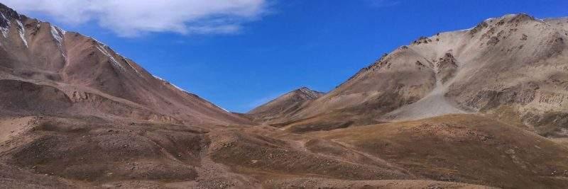 Перевал Алматы-Алагир